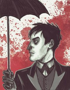 Oswald Cobblepot by Circus-Fish.deviantart.com on @DeviantArt