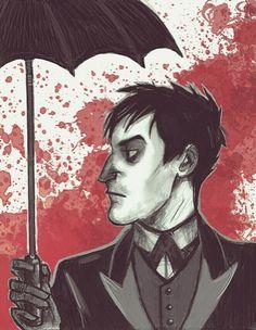 Oswald Cobblepot by Circus-Fish.deviantart.com on @DeviantArt