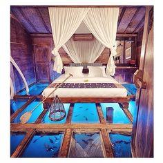 WOW!  Bambu Indah, Bali via @boss_resorts #wanderlust #bali #travelgoals #holidaydreaming