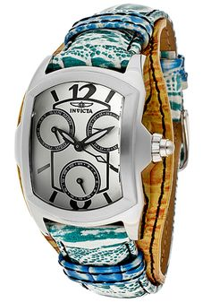 Price:$219.00 #watches Invicta 12265, The Invicta makes a bold statement with its intricate detail and design, personifying a gallant structure. It's the fine art of making timepieces.