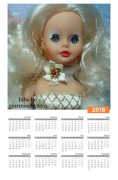 Kalenteri 2018 bibi-bo! O calendário 2018 por bibi-bo! Календар 2018 од Биби-бо! ビビ-BOによってカレンダー2018! تقويم 2018 من قبل بيبي بو!