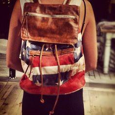 Old brandy Melville bag ; Fashion Beauty, Fashion Looks, Cool Backpacks, Fashion Outfits, Womens Fashion, Dress Me Up, Brandy Melville, Cute Outfits, Style Inspiration
