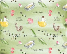 FARECCHIATA (Wild peas polenta) on Behance