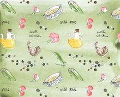 FARECCHIATA (Wild peas polenta) on Behance