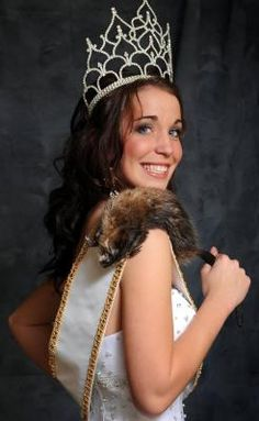 Love For Muskrat Skinning Evident At Beauty Pageant
