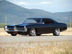 Pontiac: Catalina Custom Restomod 1967 pontiac catalina custom