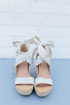 white wedges wedding shoes