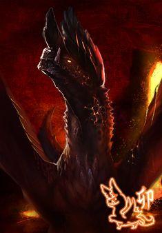 Monster Hunter //  Alatreon