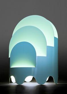 Michael Schoner Sunrise Lamp