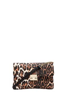 Juicy Couture Coldwater Coated Crossbody in Leopard from REVOLVEclothing