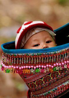 Vietnamese child by Edgar Untals