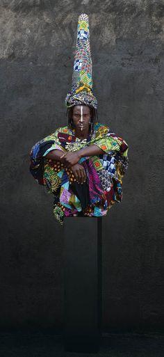 Maïmouna Guerresi's Mystical Portraiture - The New Yorker