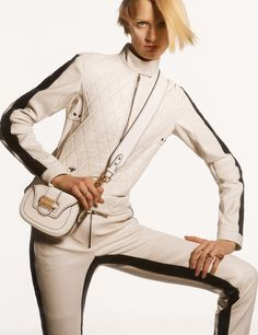 Publication: Dior Magazine Spring 2017 Model: Sunniva Vaatevik Photographer: Charlotte Wales Fashion Editor: Charlotte Collet Hair: Christian Eberhard Make Up: Mathias van Hooff
