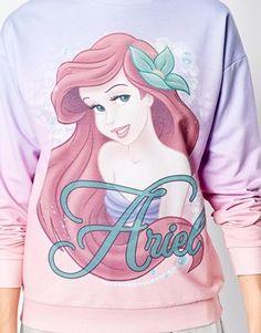 Little Mermaid ASOS Sweatshirt