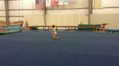Last practice before state meet! #ohio #usagymnastics #region5 #gymnast #gymnasticsshoutouts #coachinglife #coach #floorroutine #gym #fitnessmotivation #fitkids #gymnasticslife @usagym @insidegym