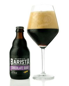 Black Gold - Barista Chocolate Quad | Belgium | Beer Tourism