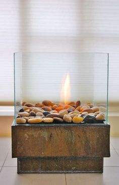 DIY table top fire pit-4