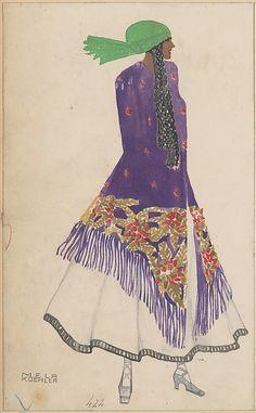 Fashion (Mode), 1912