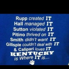 KY basketball