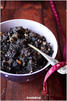 Domowa masa makowa - I Love Bake Poppy Seed Cake, Biscuits, Polish Recipes, Polish Food, Czech Recipes, Cookie Pie, Christmas Cooking, Cake Cookies, Cake Recipes