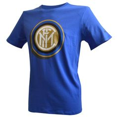 Inter T-Shirt Crest JUNIOR 2015-16