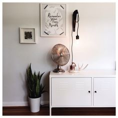 Im a fan of that fan. Good color, it differs from all the other boring white ones!
