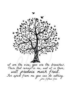I am the Vine scripture print on etsy https://www.etsy.com/listing/101515960/i-am-the-vine-sripture-print