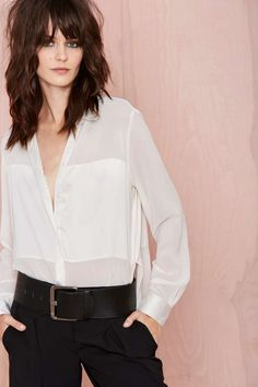 Get Censored Blouse | Shop Fall Of The Wild at Nasty Gal