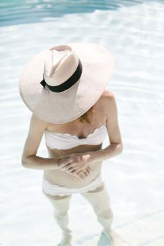 Samantha Wennerstrom of Could I Have that in a Marysia Swim Bikini