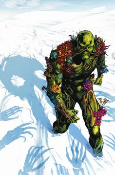 El Noveno Arte — Future State: Swamp Thing #2 | Dima...