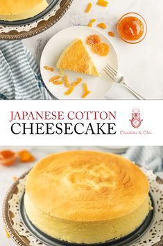 Learn how to make Japanese Cotton Cheesecake with this in-depth recipe post, tips, to make sure you have an easy time baking this light and airy dessert.