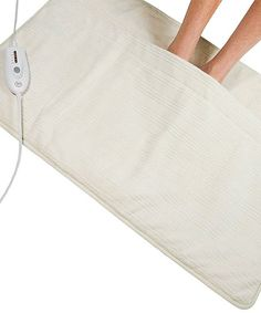 Perfect Fit Industries Natural Serta® Tri-Rib Foot Warmer   zulily