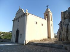 Notre Dame de la Serra, Calvi, Corsica