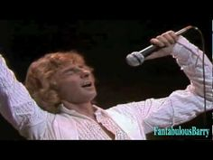 Barry Manilow - Somewhere in The Night 1978 .mp4 HD