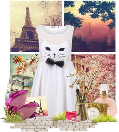 """""""Aristocats"""" by agust20 ❤ liked on Polyvore"""