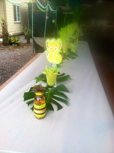 Lion King Baby Shower | Centerpiece | Table Decor (not the best pic but you get the point)
