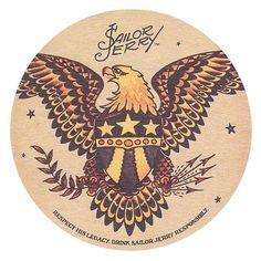 Sailor Jerry  #sailorjerry #americanspicedrum #rum #spicedrum #graphicdesign Sailor Jerry, Spiced Rum, Graphic Design, Instagram Posts, Art, Craft Art, Kunst, Art Education, Sanat