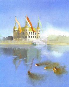 Lisbeth Zwerger:  Hans Christian Andersen's The Little Mermaid