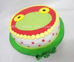 torta sapo pepe fotos - Buscar con Google