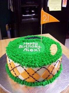 Golf Birthday