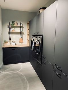 Pantry Laundry Room, Laundry Room Layouts, Laundry Room Storage, Laundry Room Design, Laundry Room Bathroom, Lavabo Exterior, Utility Room Storage, Modern Laundry Rooms, Laundry Room Inspiration
