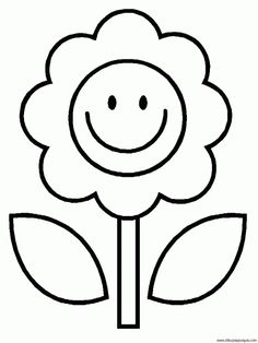Top 35 free printable spring coloring pages online pinterest 17 best images about flower coloring sheets on mightylinksfo