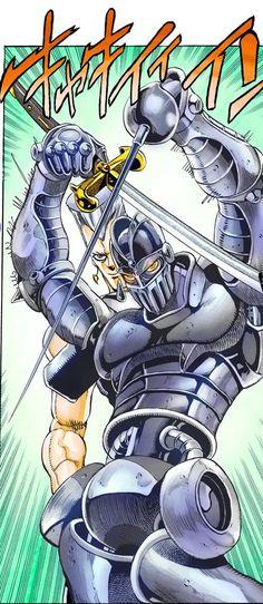 Jojo: Episode 29 - Stardust Crusaders: Anubis