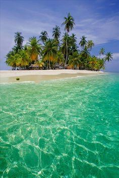 Starfish Beach, Bocas del Toro, Panama.  OK!