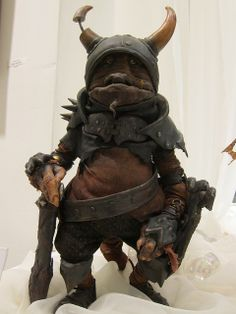Froud Exhibition @ Animazing Gallery by Satori (of Zazoo & Satori) Labyrinth Goblins, Labyrinth Movie, Brian Froud, Fantasy Castle, Fantasy Art, Dragons, John Howe, Goblin King, The Dark Crystal