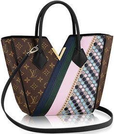 Louis Vuitton Kimono Coated Monogram Canvas Bag | Bragmybag