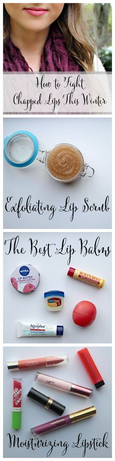 Say goodbye to chapped lips with these easy tips to keep your lips soft and smooth all winter long! @coupons