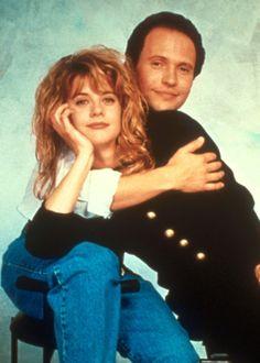 Still of Meg Ryan and Billy Crystal in When Harry Met Sally...
