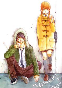 Tonari no Kaibutsu-kun   Haru & Shizuku