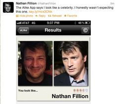 And this is why Nathan Fillion is awesome